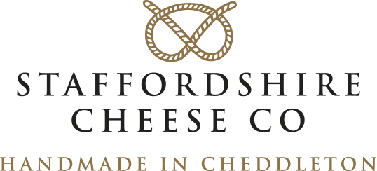 Staffordshire Cheese logo - part of Cottage Delight, speciality foods