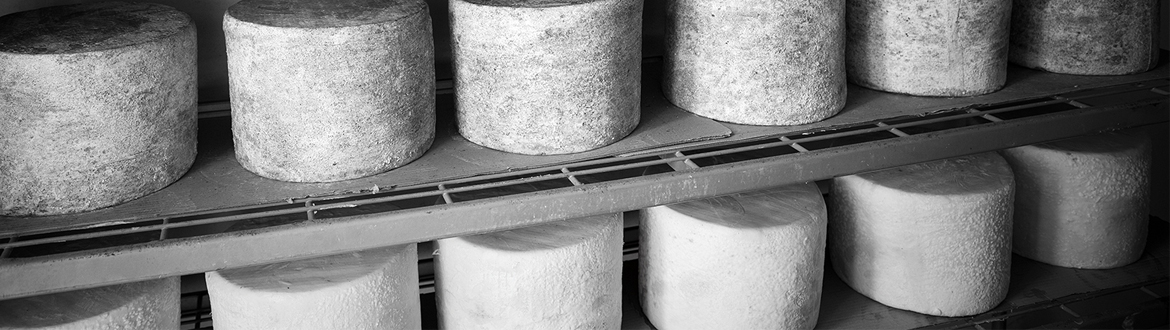 Our wide range of distinct artisan cheeses